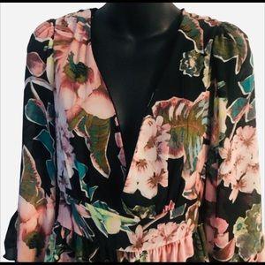Shelby & Palmer Dresses - Shelby & Palmer Floral Dress